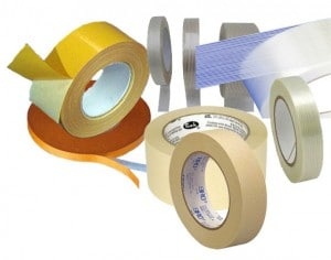 Cinta Doble capa, filamento y masking-1
